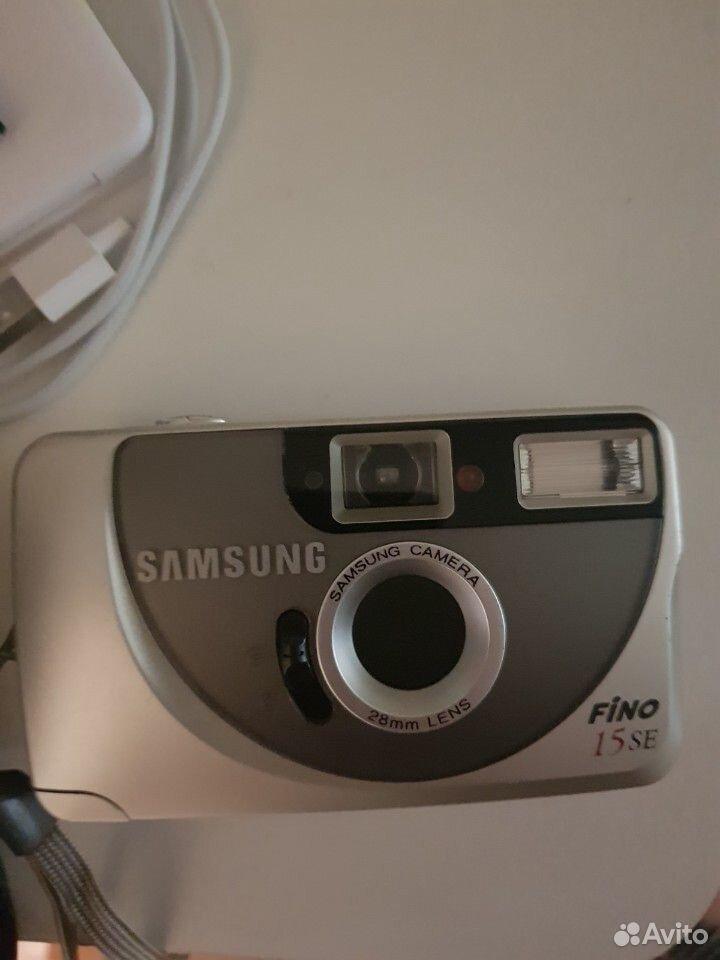 Пленочный фотоаппарат SAMSUNG  89227958240 купить 1