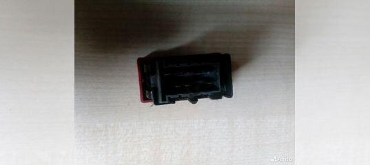кнопка аварийной сигнализации renault magnum