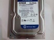 HDD wd 320 gb SATA