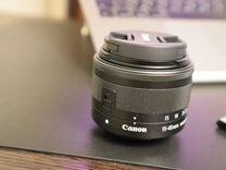Canon EFM 15-45mm (не магазин) — Фототехника в Москве