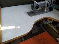 Швейная машина для авточехлов Durkopp Adler