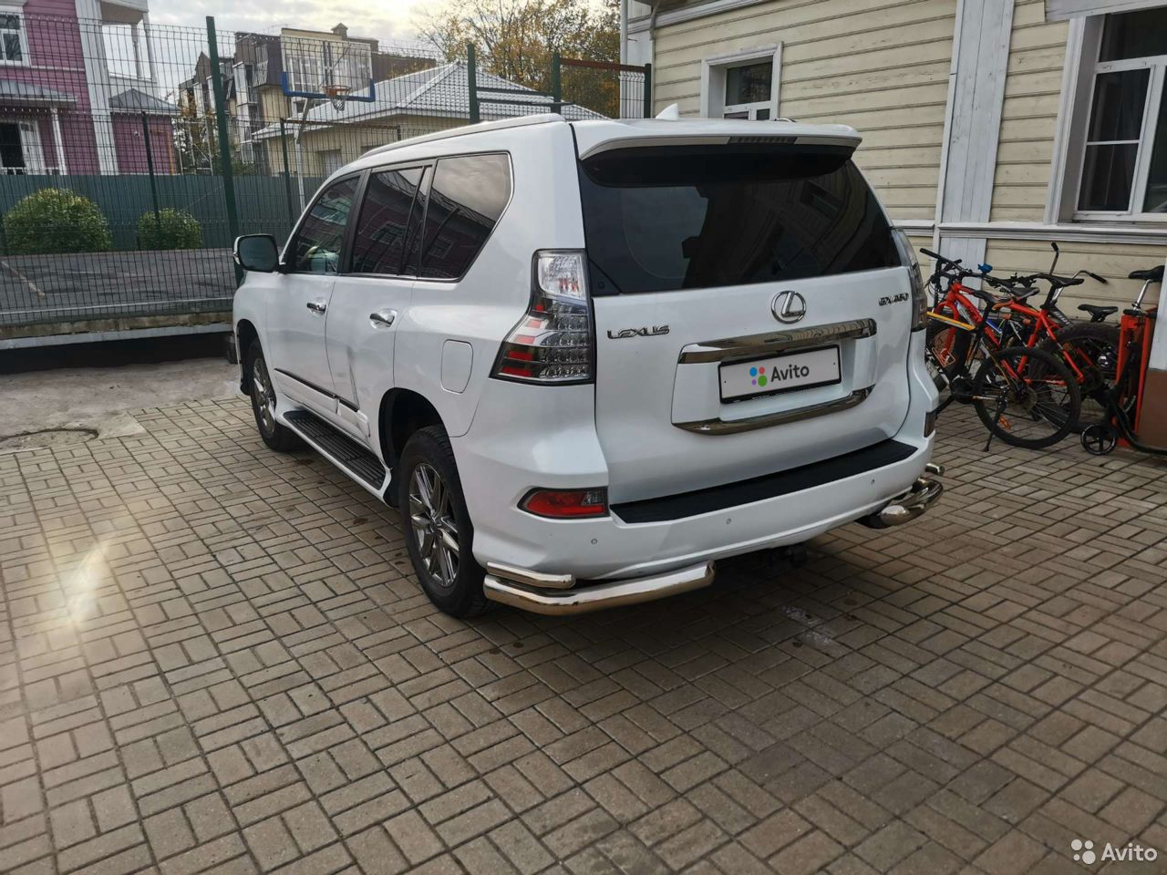 Lexus GX, 2016  89052977002 купить 5