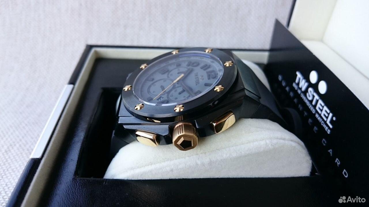 Мужские спортивные часы Хронограф TW Steel Обмен  89525003388 купить 5