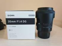 Sigma AF 35mm F1.4 DG HSM Art Sony E