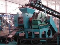 Станок по производству брикетированного угля