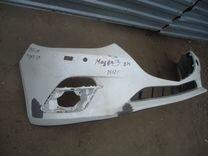 Бампер передний Mazda 3 BM Мазда 3