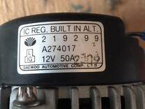 Генератор для автопогрузчика Daewoo D15/18C