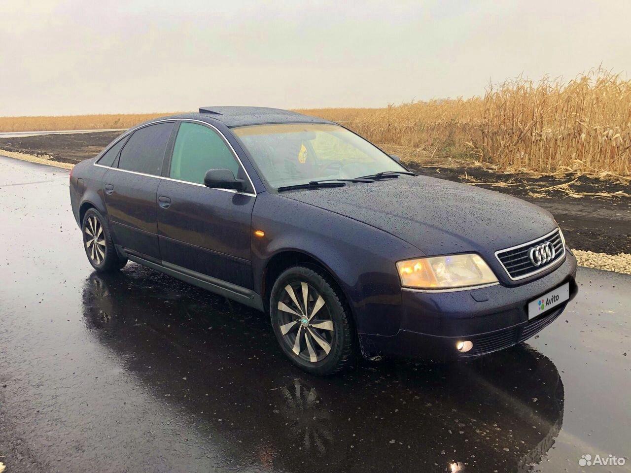 Audi A6, 1999  89606979865 купить 5