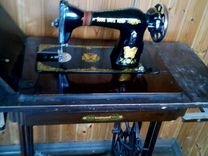 Швейная машинка-ретро