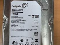 HDD Seagate 1000 Gb для пк — Товары для компьютера в Москве