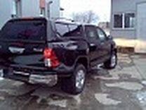 Кунг carryboy S2 Toyota hilux revo