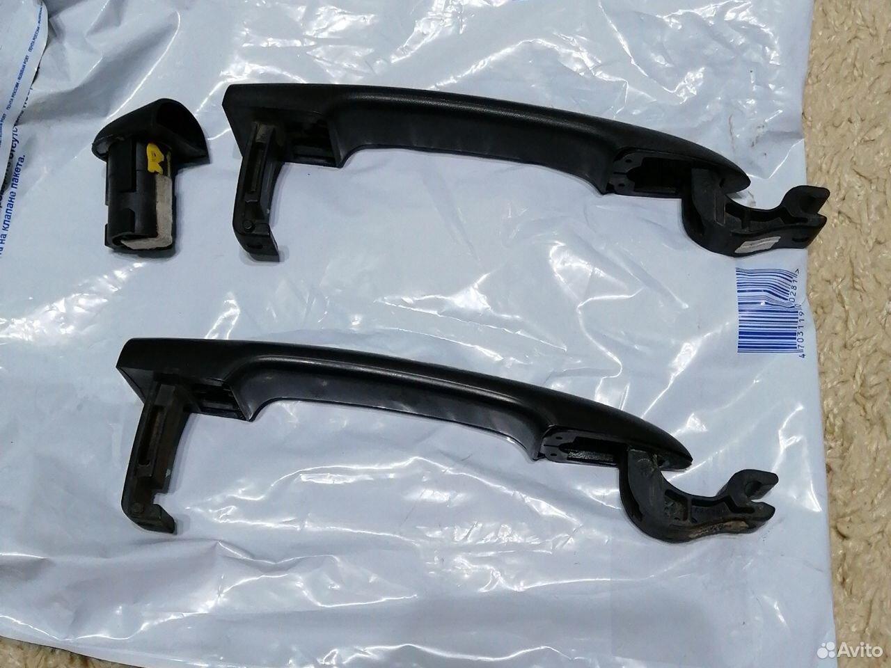 Ручка двери наружная Renault Fluence  89124490044 купить 1