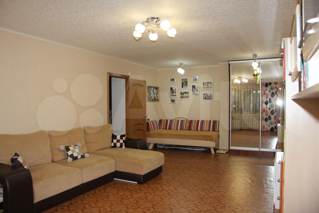 2-к квартира, 63 м², 2/12 эт.  89063810331 купить 2