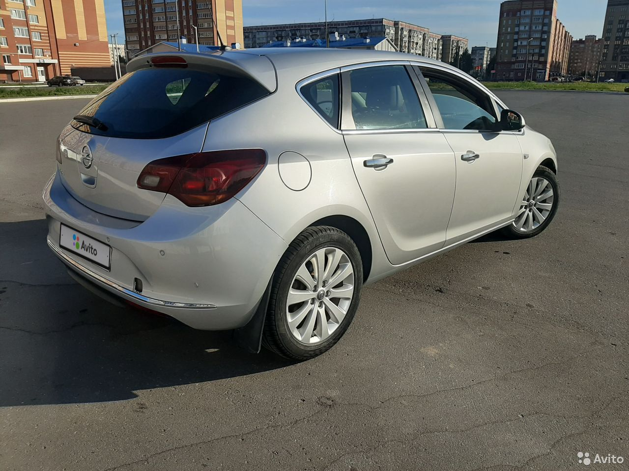 Opel Astra, 2012  89877309141 купить 2