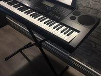 Синтезатор casio CTK 6200