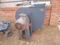 Промышленный вентилятор улитка