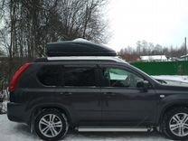 Автобокс Vetlan430 черный на Honda That S — Запчасти и аксессуары в Перми