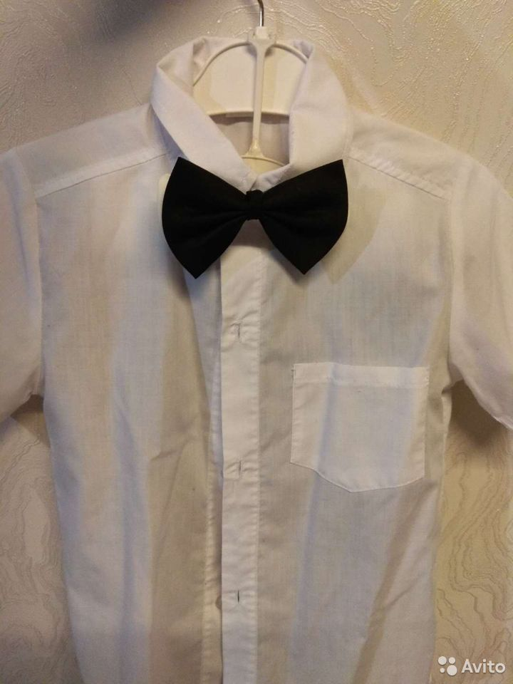 Рубашка с короткими рукавами  89277040751 купить 1