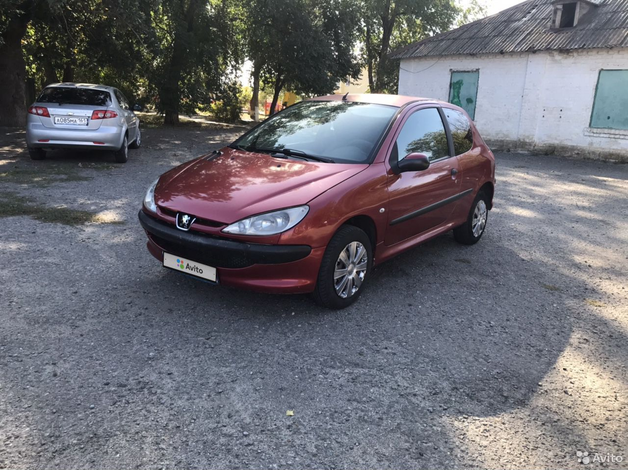 Peugeot 206, 2006  89185307647 купить 3