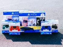 Новая Sony PlayStation 4 Slim 1TB Гарантия 1 год