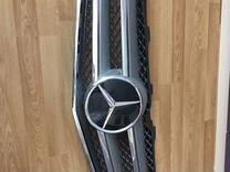 Решетка радиатора Mercedes W216