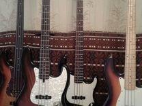 Электрогитара и Бас-гитара из л./коллекции