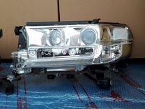 Фары Toyota Land Cruiser 200 2015-2019 новые