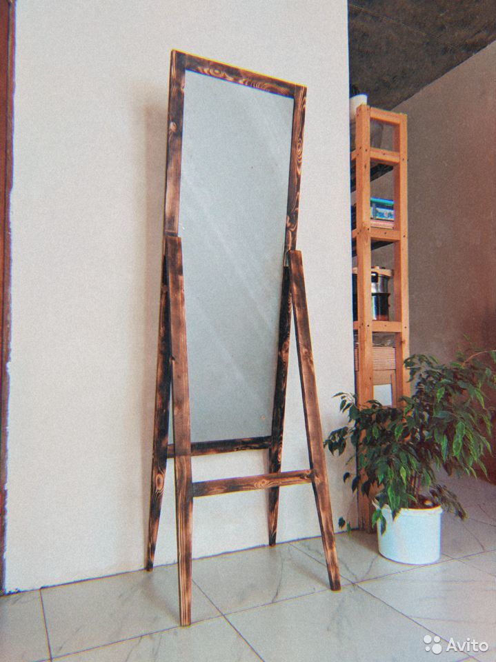 Зеркало напольное ручной работы  89951106491 купить 3