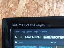 LG flatron w2043s