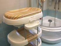 Ванна mothercare с пеленальным столом