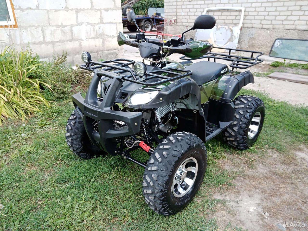 Квадроцикл wels 200  89606336917 купить 2