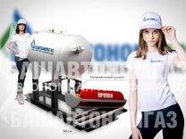 Агзс, мобильный заправщик газовых баллонов