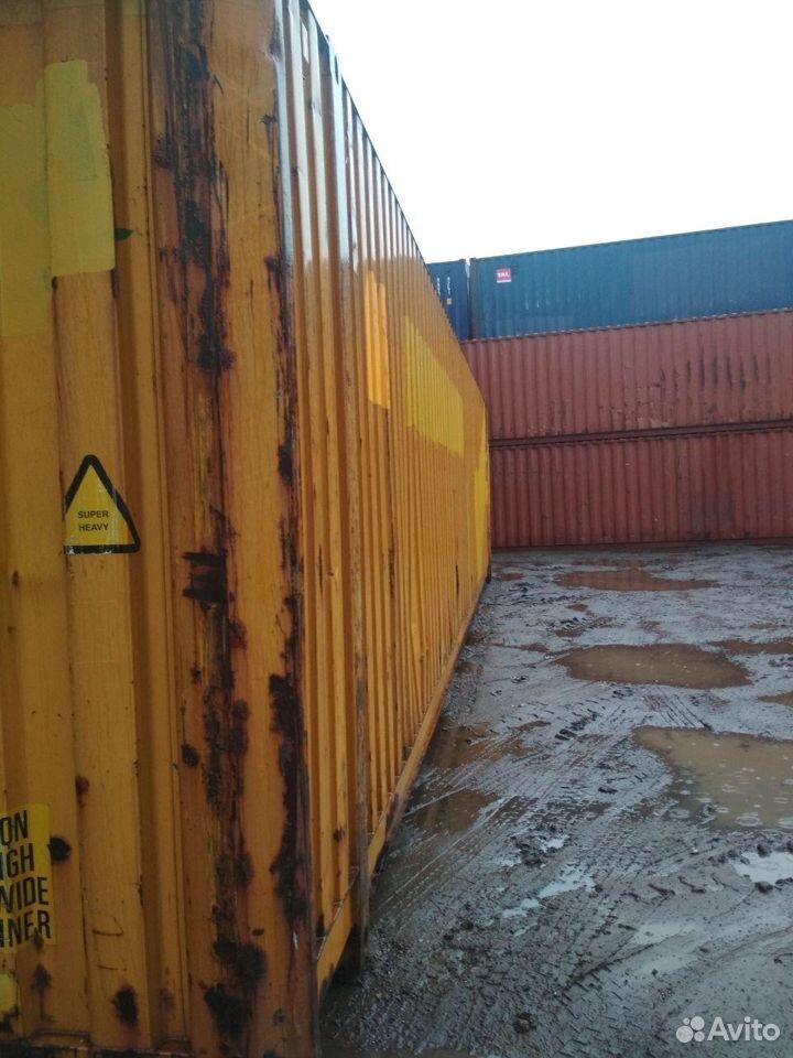 Морской контейнер 45 футов  89013734855 купить 3