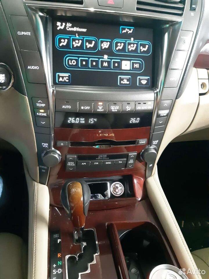 Lexus LS, 2008  89632837054 купить 10