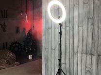 Кольцевая светодиодная лампа 14 дюймов240LED новая
