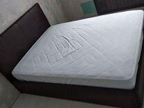 Кровать, матрац
