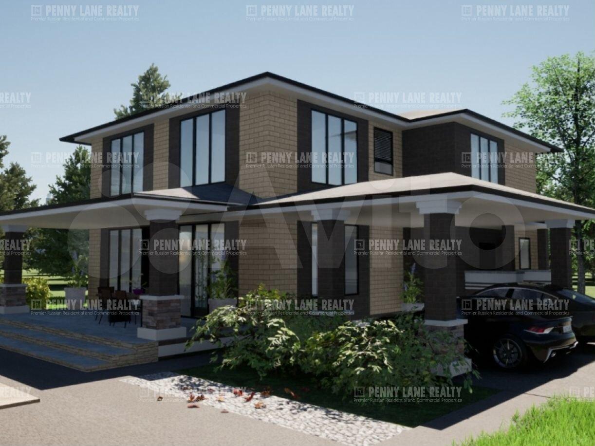 Коттедж 200 м² на участке 6 сот.  84951200819 купить 1