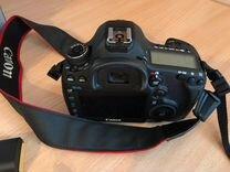 Canon 5D Mark III body (17600) + вспышка в подарок
