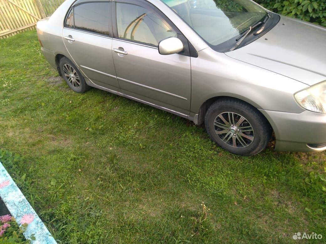 Toyota Corolla, 2002  89014676960 купить 1