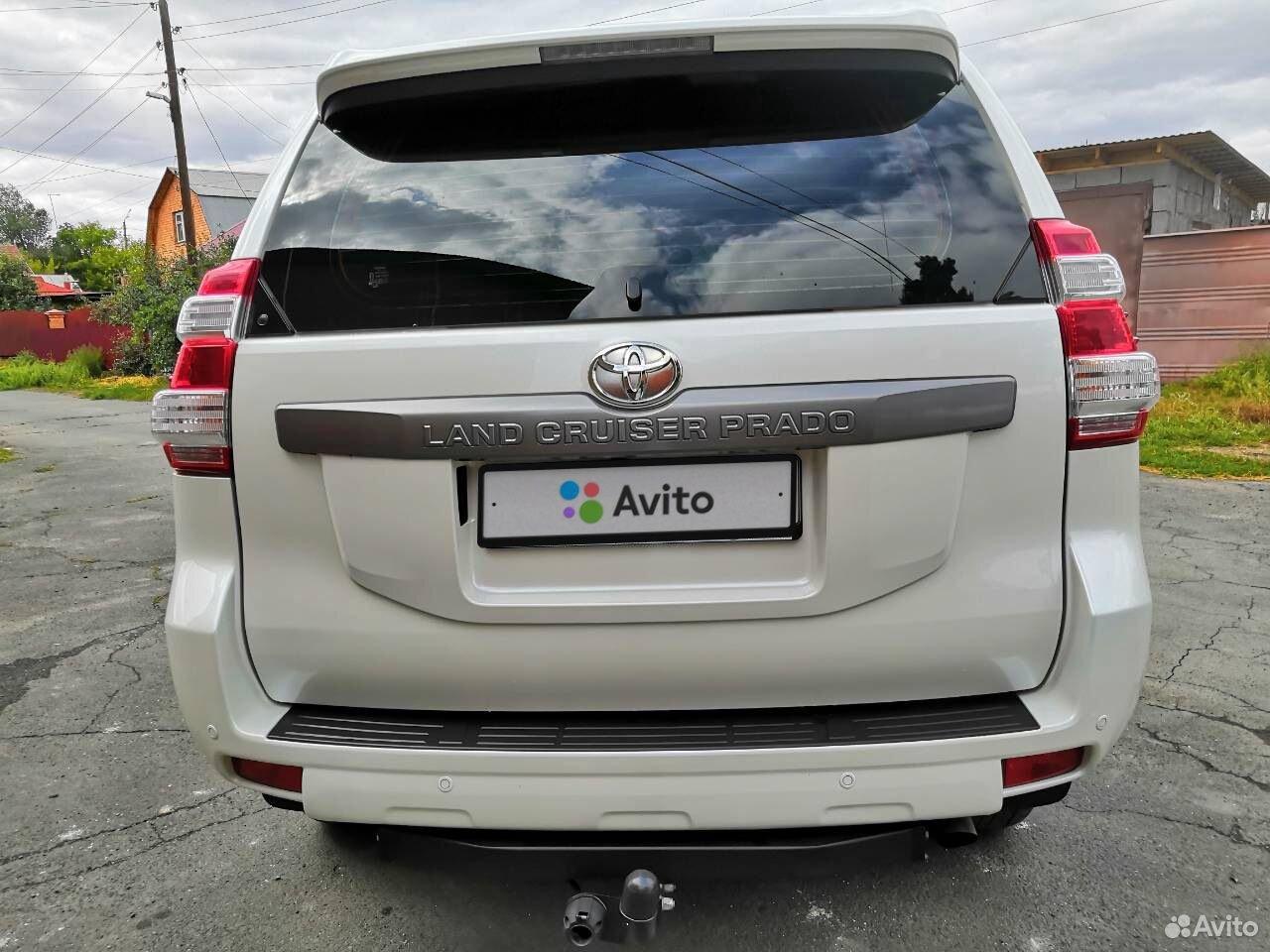 Toyota Land Cruiser Prado, 2013  89644648807 купить 4