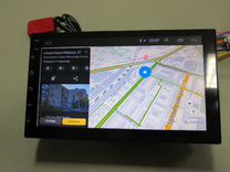 Магнитола 2DIN на Android с навигацией и Wi-Fi — Запчасти и аксессуары в Волгограде