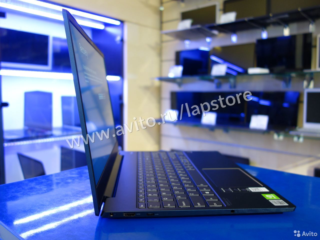 Ноутбук Lenovo S540 i5-10210/8G/512G SSD/MX250 2GB  84012422018 купить 2