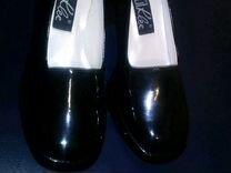 Туфли в стиле ретро