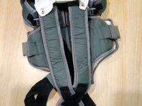 Анатомический рюкзак кенгуру Globex Panda 0+ — Одежда, обувь, аксессуары в Геленджике