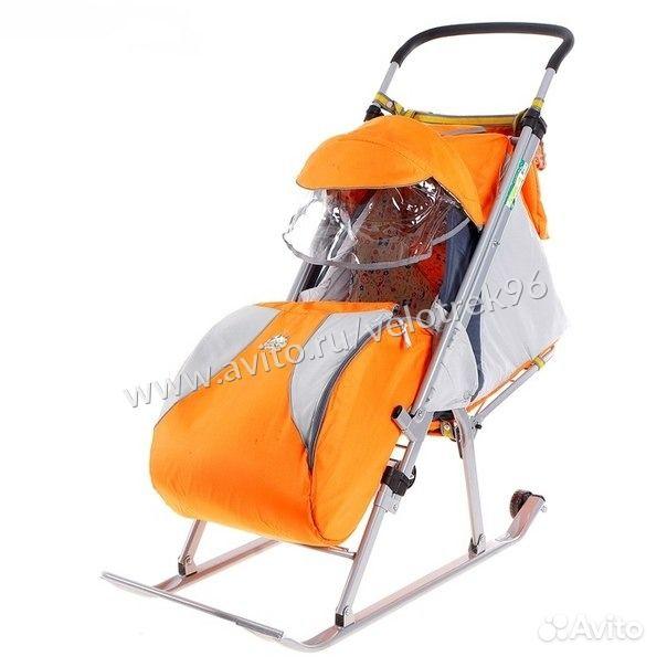 санки коляска купить нижний тагил